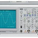audiophile oscilloscope