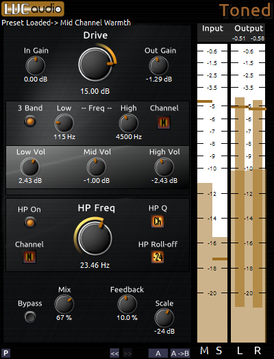 Audiophile VST Plugins for J  River Media Center