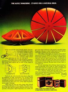 Altec Lansing Tangerine Phase Plug