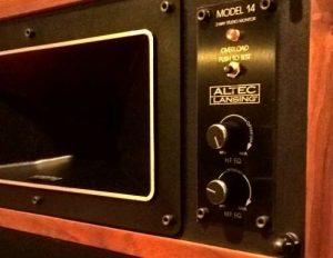 Altec Model 14 Listening Tests 1