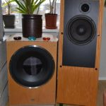 Spectrum Loudspeakers Model 410