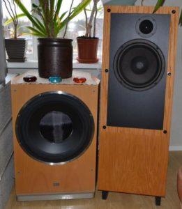 Spectrum Loudspeakers Model 410